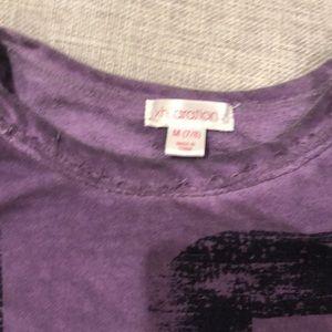 Xhilaration Shirts & Tops - Cold Shoulder Girls sz M 7/8 Sweatshirt Bundle!